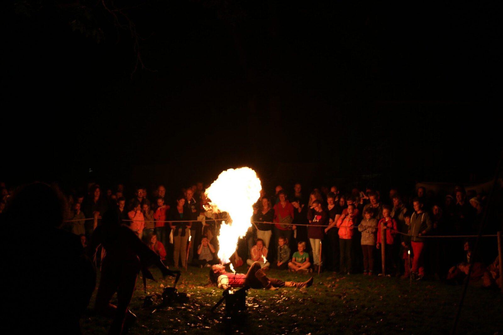 middeleeuws ter apel vuurspuwer